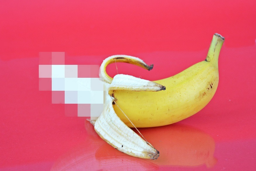 dickpic banana