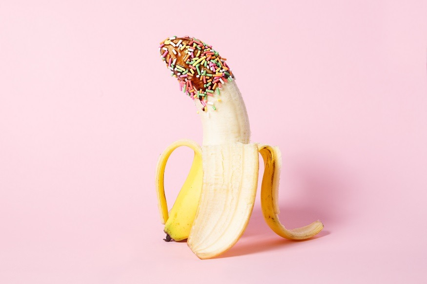banana party micropenis