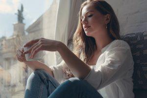 twijfelende vrouw scheiden of blijven